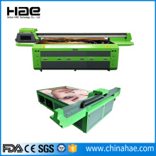 Digital LED UV Flatbed Printer para telhas cerâmicas