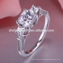 Großverkauf der Fabrik 925 Sterling Silber Ring