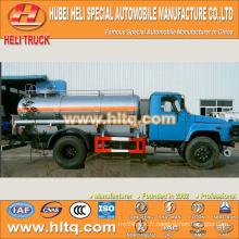 DONGFENG 4X2 6000L anti-corrosion tank à vendre prix bon marché