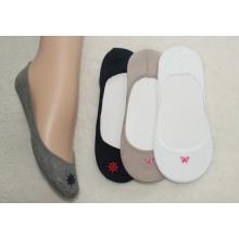 Calcetín de algodón para mujer