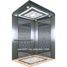 MRL 630Kg Passenger Elevator