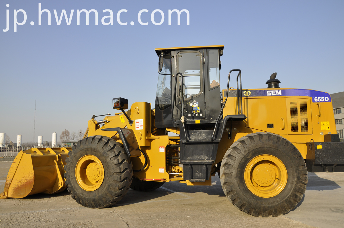 Sem Wheel Loader For Sale