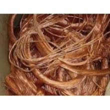 Pure Millberry Copper, Scrap Copper, Copper Wire Scrap 99,9%
