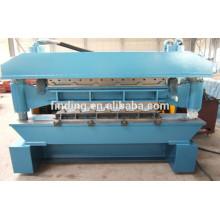CNC verzinkten Stahlprofil Blatt Mühlen Roller Chrom-Überzug