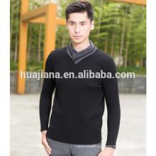Кашемировый свитер зима 2016 мужские