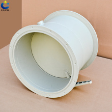 Ventilation accessories manual air valve