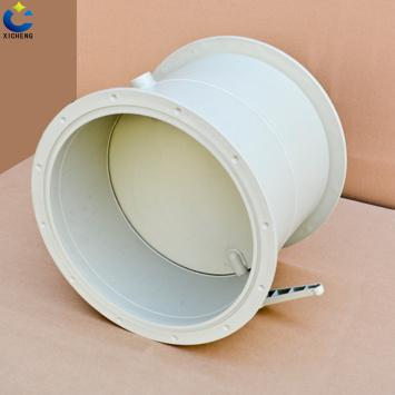 Ventilation accessories manual air valve