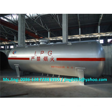 5 cbm a 120 cbm depósito del tanque del propano del tanque del lpg, fabricantes famosos del tanque del lpg del clw