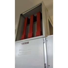 High voltage busbar trunking system