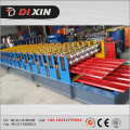 La machine à former des rouleaux à double couche de métal la plus populaire