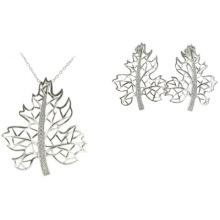 Оптовый серебряный комплект ювелирных изделий женщины AAA CZ 925 серебряный (S3285)