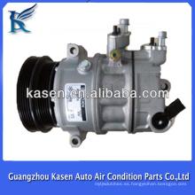 Compresor A / C Automático Para VW PXE16 8688 8689 4574u 4568 4572 1K0820808E
