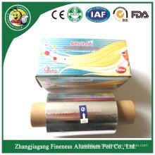 La mejor calidad de peluquería de papel de aluminio