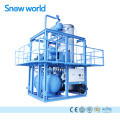 Snow world Machine à fabriquer les tubes de glace 30T