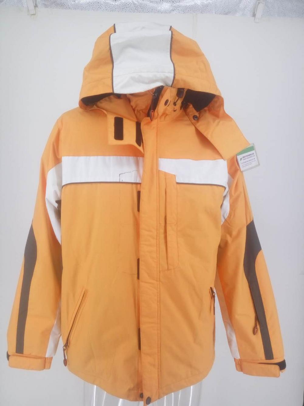Dupont Nomex Waterproof Yellow Suit