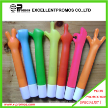 Пластичная ручка шарика формы перста ручки миниой руки (EP-6-H)