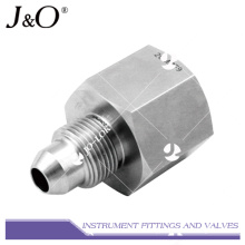 Stainless Steel Forged High Performance Female Tube Adapter Pipe Fitting