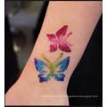 2015 getbetterlife éléments prêts à l'emploi tatouage pochoir/tatouage pochoir/stencil tattoo de vente chaude