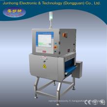Système d'inspection par rayons X pour produits alimentaires EJH-XR-4023