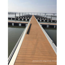 WPC Dock WPC Decking DIY Decking Wood Plastic Composite Decking