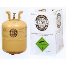 Gas refrigerante HCFC con alta puramente