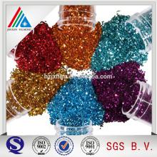 Poliéster Glitter powder kg