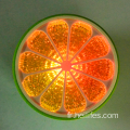 Jouets d'eau LED Orange