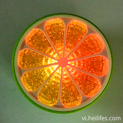 Colorful Water Toys LED Orange