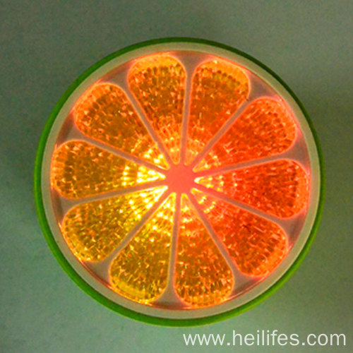 Colourful Orange LED Water Toys