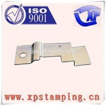 Fabrication Accessoires électriques pièces métalliques d'estampage de rechange pour commutateurs, relais contacteurs