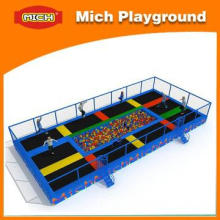 custom made  large size with varies buy trampoline