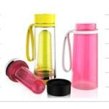 550ml water bottle joyshaker fruit infuser, water bottle fruit infuser