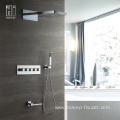 Thermostatic Four Function Shower Faucet Set