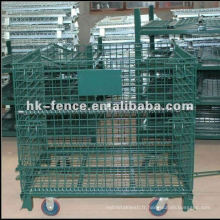 Hot Sale Foldable Wire Container