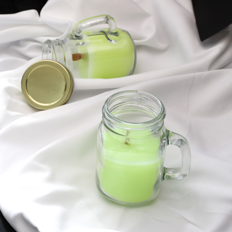 Outdoor Citronella Repellent Candle