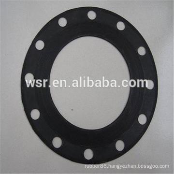 Customized Sharp Round EPDM Rubber Gasket