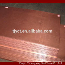 copper sheet 1.5mm factory price