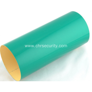 TM7804 green pvcengineering grade reflective sheeting