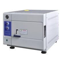 Esterilizador a vapor de mesa tipo analógico