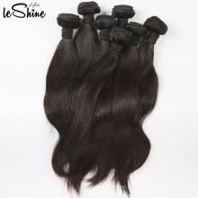 Grade 7A Gros Brésilien Soyeux Droite Extension de Cheveux Humains Péruvien 100% Vison Cheveux Remy Cheveux