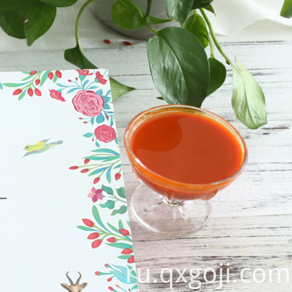 Goji Berry Extract Liquid
