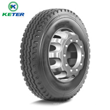 Tubo y aleta radial de alta calidad del neumático del camión 12.00r24, entrega rápida con promesa de la garantía