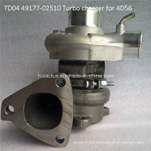 Turbocompresor Turbocompresor de Turbina para Mitsubishi 4D56q