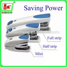 Grampeador de economia de mão, clipes de clipes de papel, itens de tecnologia inteligente