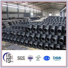 ASTM A234 Углеродистая сталь с равным тройником