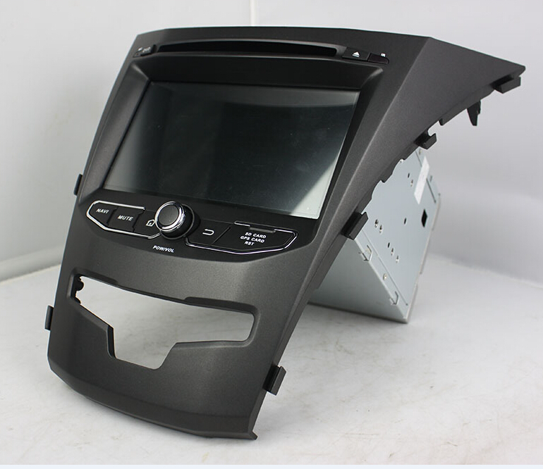 Car DVD Player For SsangYong Korando 2014