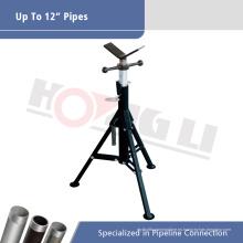 """1107 Soportes de tubo plegables para tubos Max 12 """""""