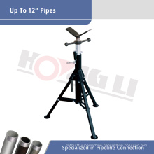 "1107 Foldable Pipe Stands for Max 12"" Pipes"