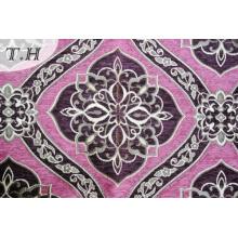 2016 фиолетовый обладают симметрией Синеля Жаккардовые диван и Мебельная ткань