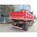 4x2 automatic dumping trucks of engineering vehicles